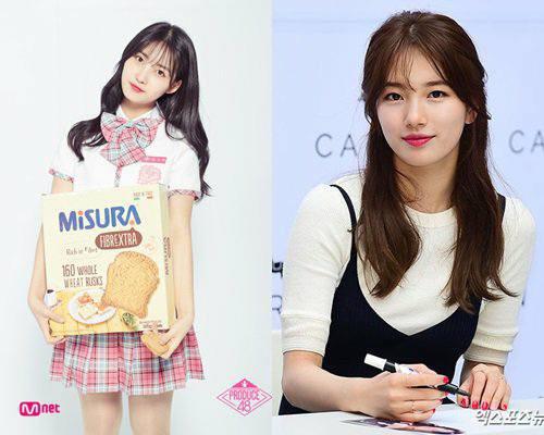 Xuất hiện thí sinh Produce 48 tự nhận giống Kim Ji Won & Lai Guanlin (Wanna One)! - ảnh 4