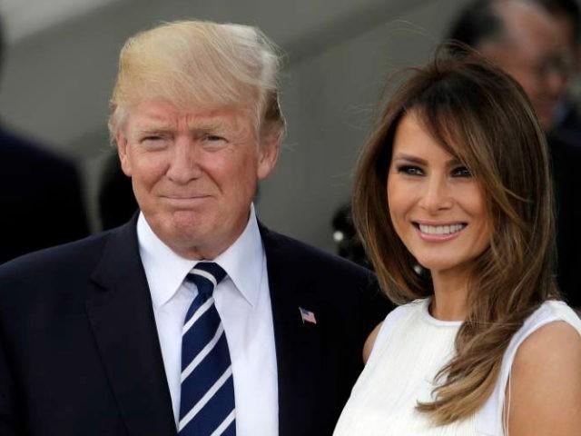 Thay vì tặng quà cưới cho Hoàng tử Harry, vợ chồng Tổng thống Trump đã làm một việc ý nghĩa này - ảnh 1