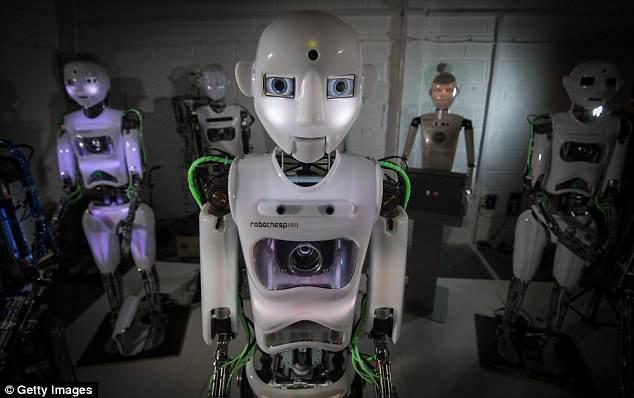 Nếu muốn sở hữu 1 robot hình người y như thật, bạn nhất định không thể bỏ qua công ty này - ảnh 2