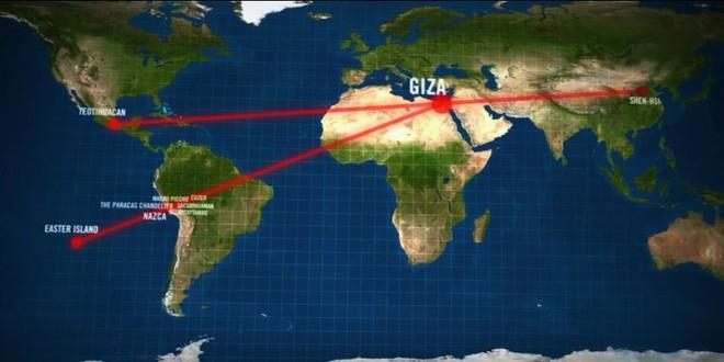 Sự thật về Giza: Không phải ngẫu nhiên mà kim tự tháp có khối lượng, chu vi như vậy! - Ảnh 4.