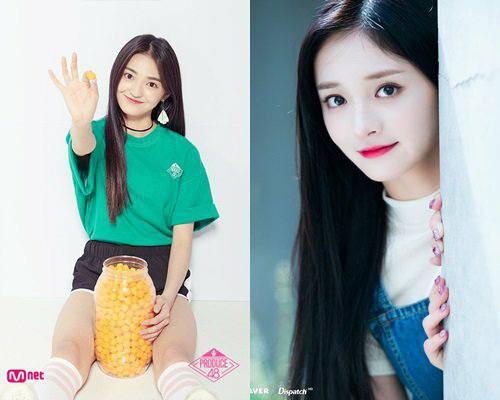 Xuất hiện thí sinh Produce 48 tự nhận giống Kim Ji Won & Lai Guanlin (Wanna One)! - ảnh 9