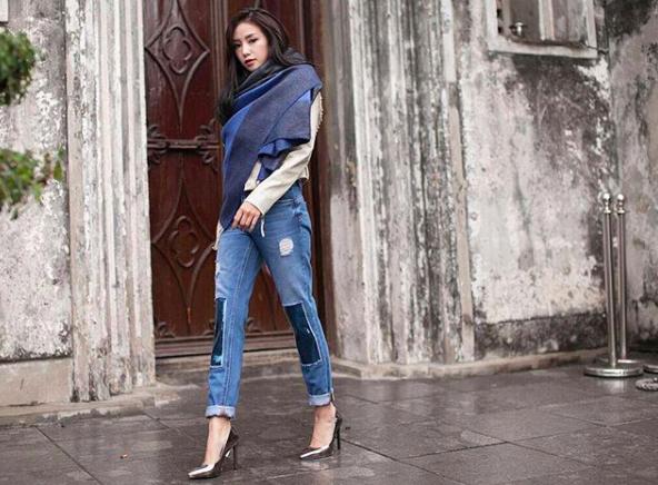 Soi ngay phong cách pose ảnh làm nên thương hiệu của các hotgirl Việt - ảnh 23