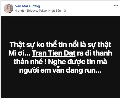 Đông Nhi, H'Hen Niê cùng loạt sao Việt sốc và bàng hoàng trước sự ra đi của stylist Mì Gói - ảnh 4