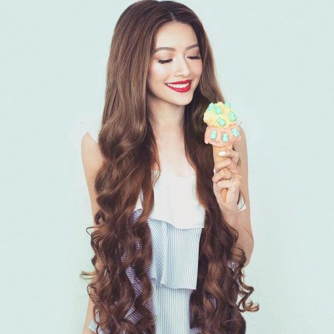 Công chúa tóc mây gốc Việt nổi tiếng MXH chia sẻ bí quyết khiến tình yêu cứ mãi đẹp như cổ tích - ảnh 1
