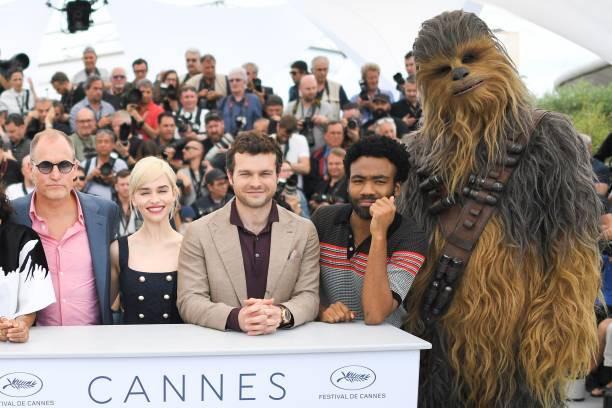 Những màn cosplay lố bịch tại Cannes 2018: từ Michael Jack-Ma cho đến Người Sắt Tony Steak - ảnh 6