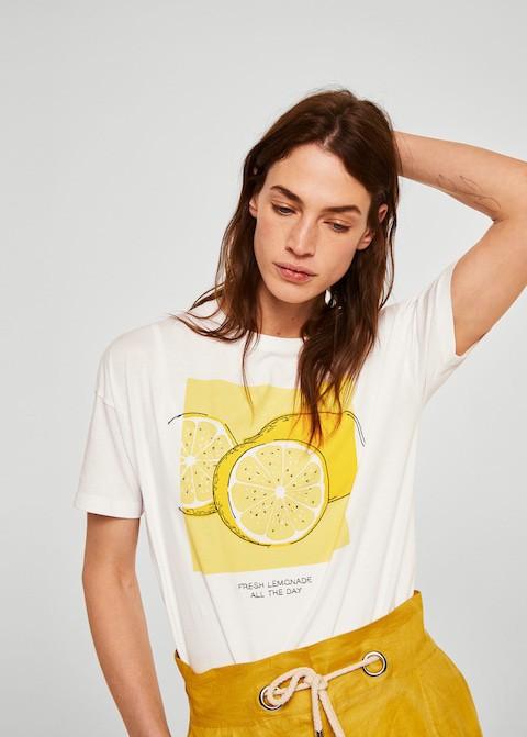 Nếu chán áo phông trắng trơn hay in chữ, Zara cùng H&M còn đủ kiểu áo in hình nổi bật mà giá chưa quá 500 ngàn đồng - ảnh 12