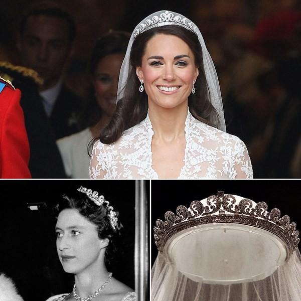 Chiêm ngưỡng lại những chiếc vương miện tinh xảo nhất trong lịch sử đám cưới Hoàng gia trước hôn lễ của Hoàng tử Harry - ảnh 7