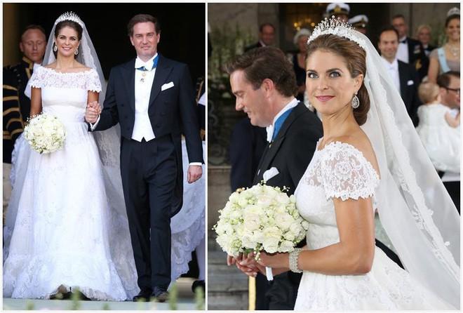 Chiêm ngưỡng lại những chiếc vương miện tinh xảo nhất trong lịch sử đám cưới Hoàng gia trước hôn lễ của Hoàng tử Harry - ảnh 10