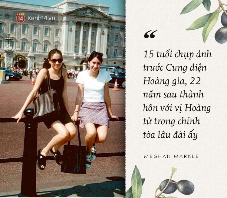 Chuyện về nàng Lọ Lem Meghan Markle: Ai cũng có thể là công chúa, kể cả khi bạn đã 36 tuổi và qua một lần đò - Ảnh 2.
