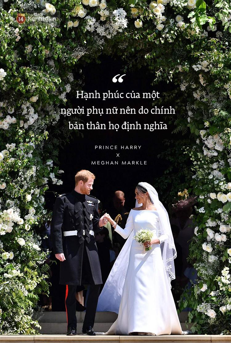 Chuyện về nàng Lọ Lem Meghan Markle: Ai cũng có thể là công chúa, kể cả khi bạn đã 36 tuổi và qua một lần đò - Ảnh 8.