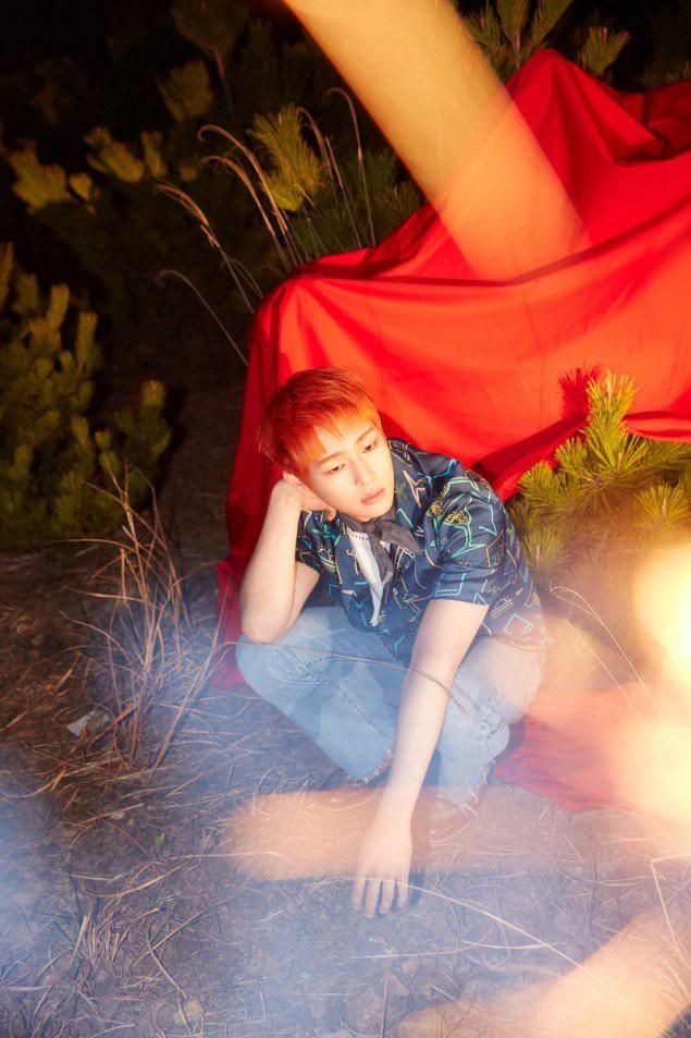 4 thành viên SHINee tung ảnh nhá hàng đầy ảo diệu cho album mới - Ảnh 3.