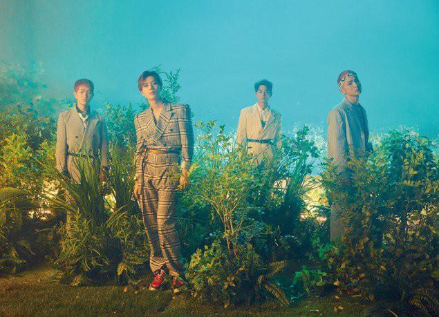4 thành viên SHINee tung ảnh nhá hàng đầy ảo diệu cho album mới - Ảnh 5.