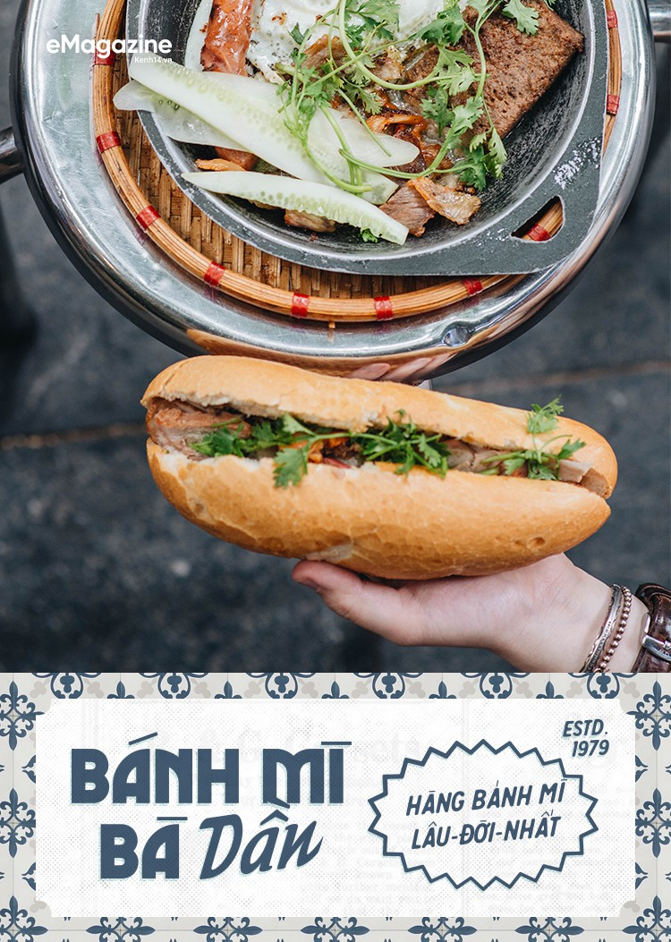 Bánh mì phố cổ Hà Nội: Ngon lành, giòn rụm những ổ bánh đã trở thành một phần văn hoá ẩm thực - Ảnh 12.