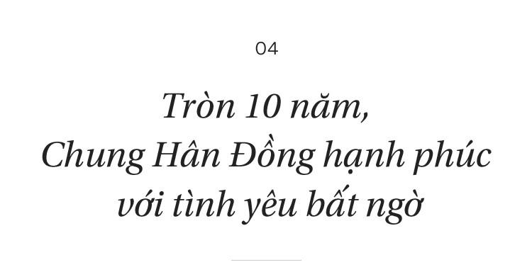 Chung Hân Đồng: 10 năm chờ đợi 1 đám cưới, đặt cược tình yêu với bao kẻ đón người đưa - Ảnh 11.