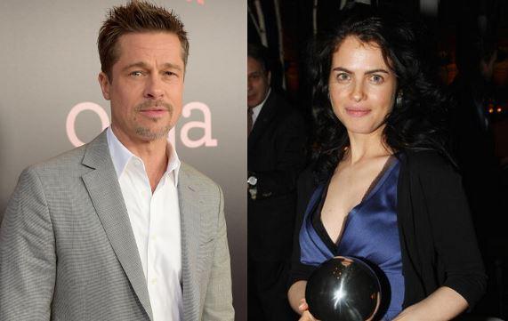 Brad Pitt sắp giới thiệu bạn gái mới với gia đình và chuẩn bị sinh con? - Ảnh 1.