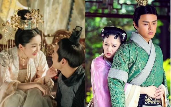 18 cặp diễn viên Trung giống nhau như sinh đôi khiến khán giả hoa mắt! (Phần 2) - ảnh 6