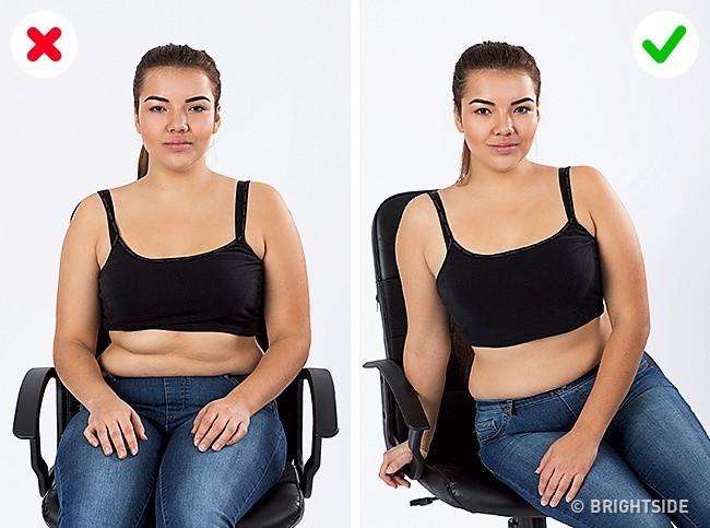 10 bí kíp tạo dáng chụp ảnh sống ảo bao thon thả dành cho các nàng béo - Ảnh 11.