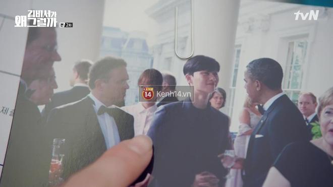 Fan giật mình soi ra ông Obama và Thủ tướng Đức Angela Merkel làm... cameo Thư Ký Kim - ảnh 3