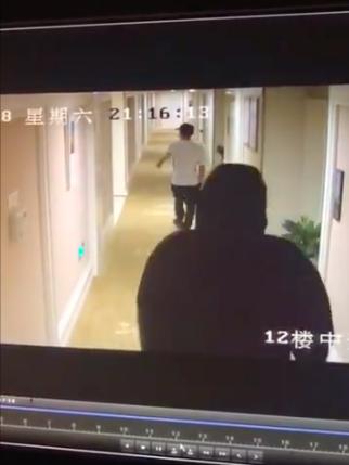 Giang Thần Hồ Nhất Thiên lộ clip lén lút đi khách sạn với mỹ nhân lạ mặt? - Ảnh 3.
