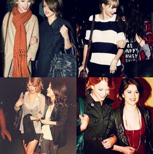 Taylor Swift và Selena Gomez: Tình bạn chân thành suốt 13 năm của hai ngôi sao quyền lực nhất showbiz - ảnh 5