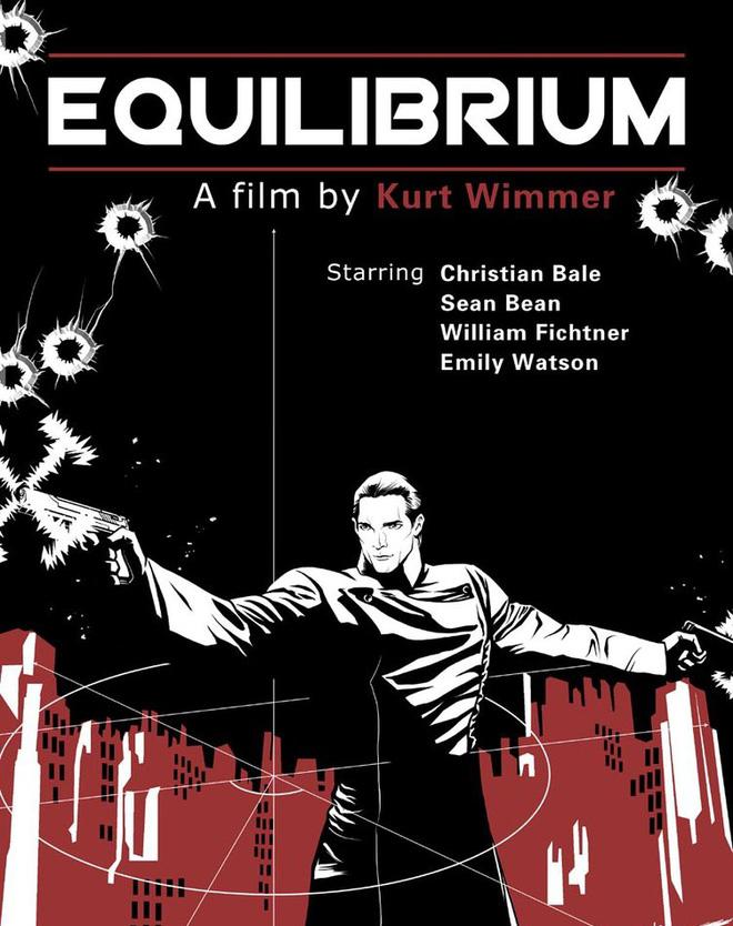 Thế giới Equilibrium - Nơi tự do cảm xúc bị xóa sổ dưới tay chàng Christian Bale - ảnh 2