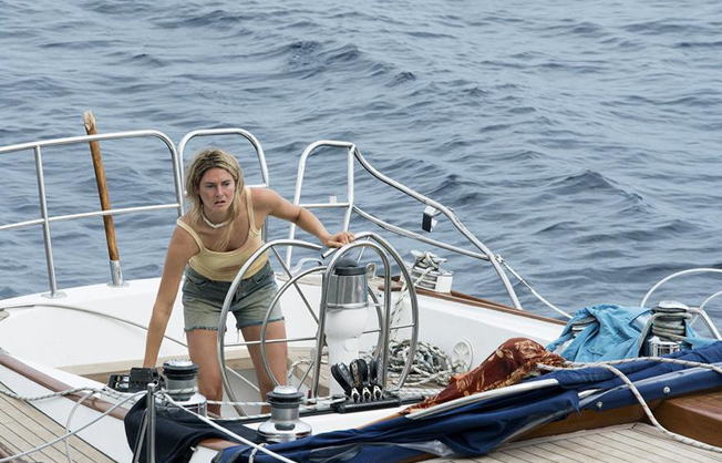 Có một nàng Rose giành lại chàng Jack từ biển trong phiên bản Titanic thuyền buồm Adrift - ảnh 3