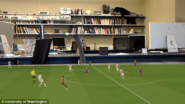 Cả thế giới sẽ cảm thấy rất phấn khích nếu được xem World Cup bằng công nghệ này - ảnh 2