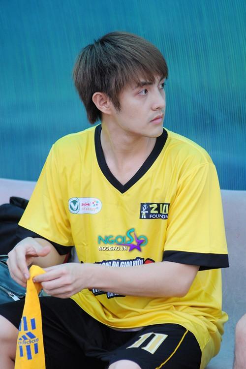 Là fan cuồng của bóng đá, những sao Việt này hẳn sẽ đứng ngồi không yên khi World Cup đang đến gần! - ảnh 4