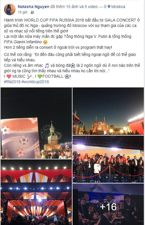 Du học sinh Việt tại Nga đang khiến cả thế giới ghen tỵ vì được đến tận nơi xem World Cup 2018 - ảnh 3