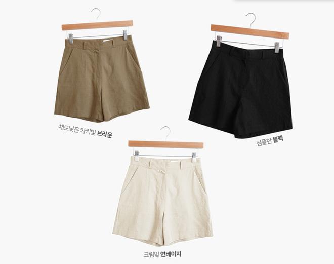 """""""Quần shorts của mẹ"""" - mốt quần mới năm nay đảm bảo mặc mát và hoàn toàn có thể diện tới sở làm - ảnh 1"""