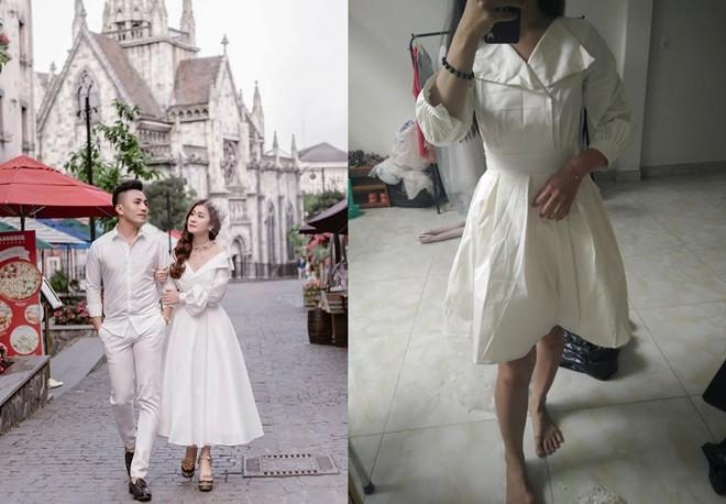Đặt mua váy công chúa qua mạng, cô gái nhận được thứ giống y tạp dề của Lọ Lem lúc chưa gặp bà tiên... - ảnh 1