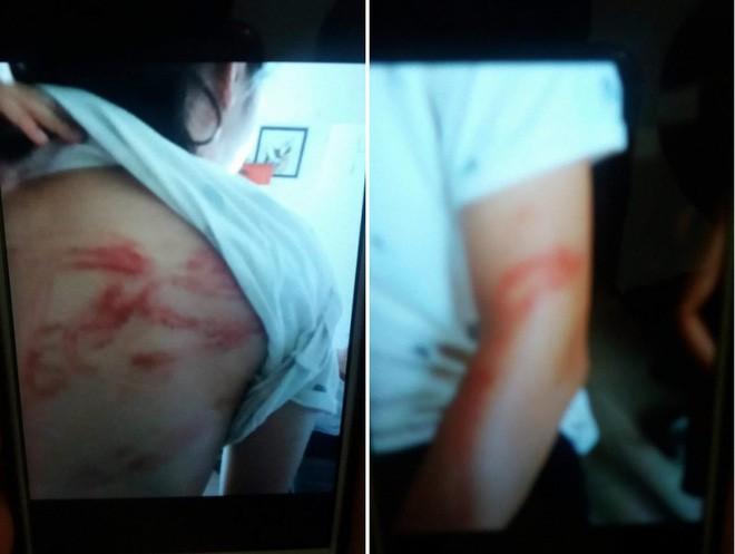 Hà Nội: 2 cháu bé bị bố đẻ khóa trái cửa bạo hành dã man, bà ngoại gửi đơn cầu cứu - ảnh 2