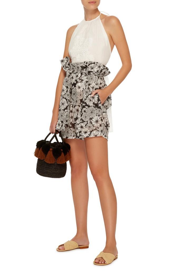 """""""Quần shorts của mẹ"""" - mốt quần mới năm nay đảm bảo mặc mát và hoàn toàn có thể diện tới sở làm - ảnh 20"""