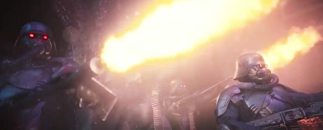 Bom tấn Hàn Quốc của bộ ba đẹp thần thánh tung trailer cháy nổ - ảnh 6