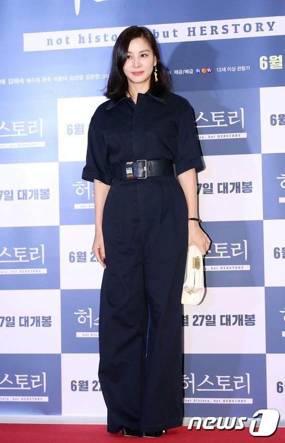 Sự kiện hội tụ gần 30 sao Hàn: Mẹ Kim Tan lép vế trước Kim Hee Sun, Jung Hae In nổi bật giữa dàn sao nhí một thời - ảnh 6