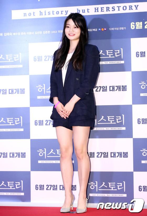 Sự kiện hội tụ gần 30 sao Hàn: Mẹ Kim Tan lép vế trước Kim Hee Sun, Jung Hae In nổi bật giữa dàn sao nhí một thời - ảnh 41