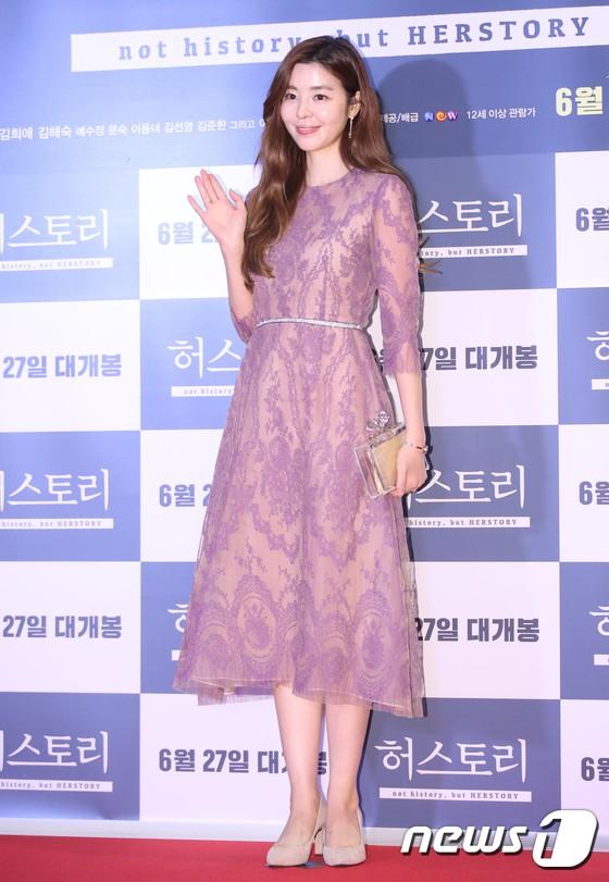 Sự kiện hội tụ gần 30 sao Hàn: Mẹ Kim Tan lép vế trước Kim Hee Sun, Jung Hae In nổi bật giữa dàn sao nhí một thời - ảnh 26