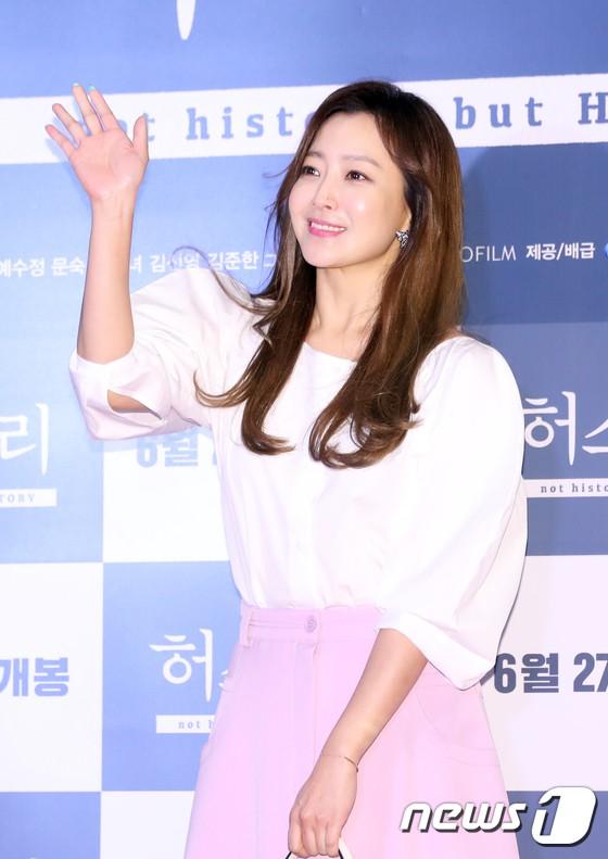 Sự kiện hội tụ gần 30 sao Hàn: Mẹ Kim Tan lép vế trước Kim Hee Sun, Jung Hae In nổi bật giữa dàn sao nhí một thời - ảnh 4
