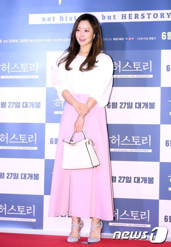 Sự kiện hội tụ gần 30 sao Hàn: Mẹ Kim Tan lép vế trước Kim Hee Sun, Jung Hae In nổi bật giữa dàn sao nhí một thời - ảnh 3
