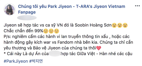Không phải Noo Phước Thịnh như đồn đoán, Jiyeon sẽ sang Việt Nam hợp tác với Soobin Hoàng Sơn? - Ảnh 1.
