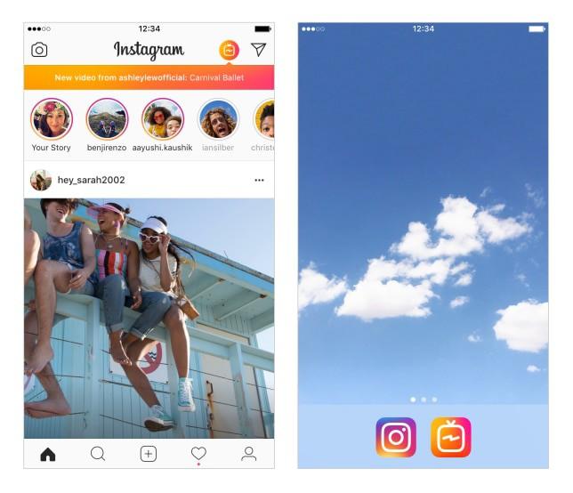 Instagram tung ra IGTV: Mạng xã hội video riêng, chỉ cho up video dọc, chính thức tuyên chiến YouTube - Ảnh 4.