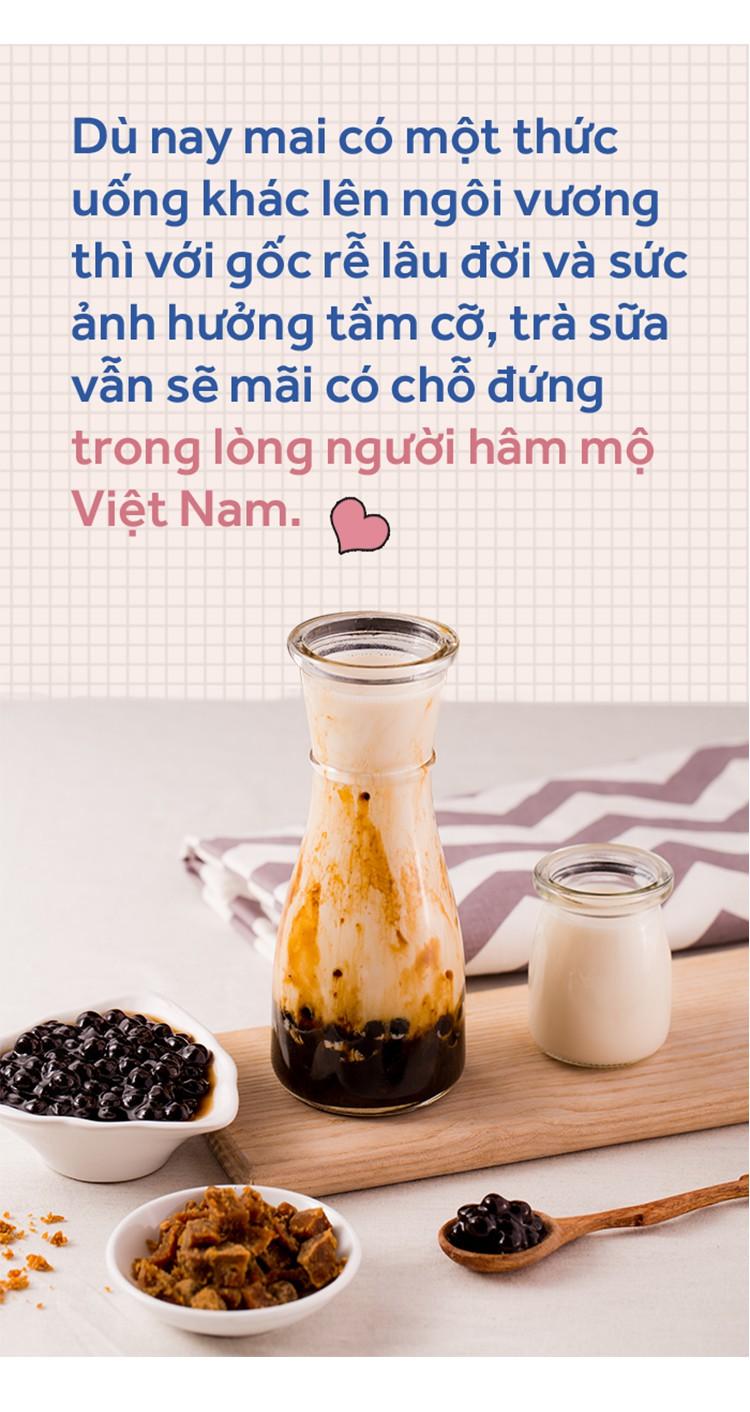 Nền văn hóa trà sữa - một sở thích nhất thời hay là đế chế lâu đời sẽ trường tồn với thời gian? - Ảnh 10.