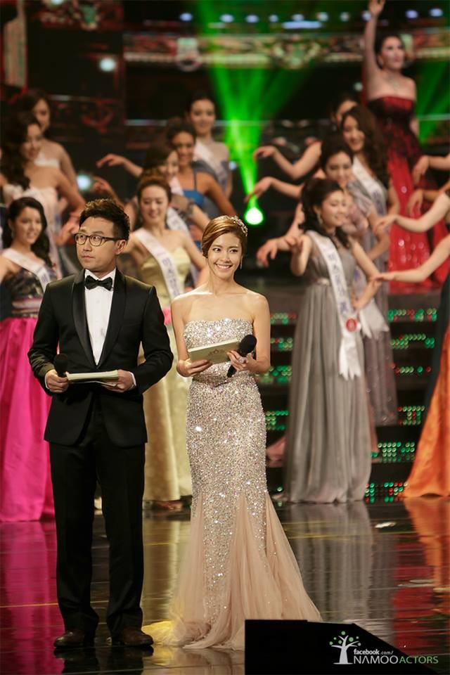 """Trớ trêu các cuộc thi sắc đẹp Hàn Quốc: Hoa hậu bị """"kẻ ngoài cuộc"""" lấn át nhan sắc ngay trong đêm đăng quang! - ảnh 33"""