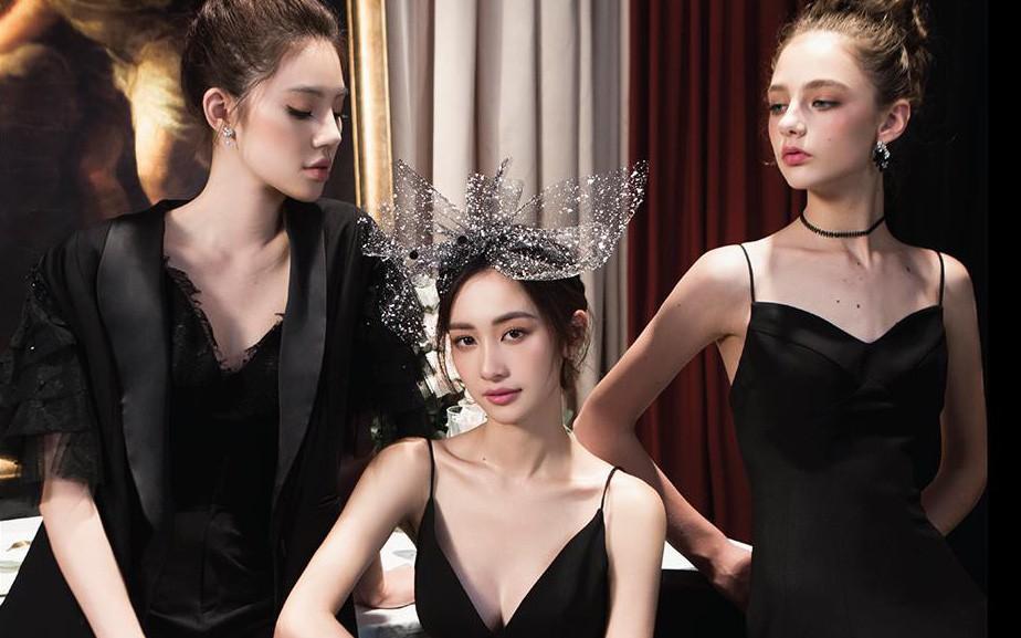 Jun Vũ, Jolie Nguyễn đẹp nao lòng trong bộ ảnh thời trang mừng sinh nhật ELPIS