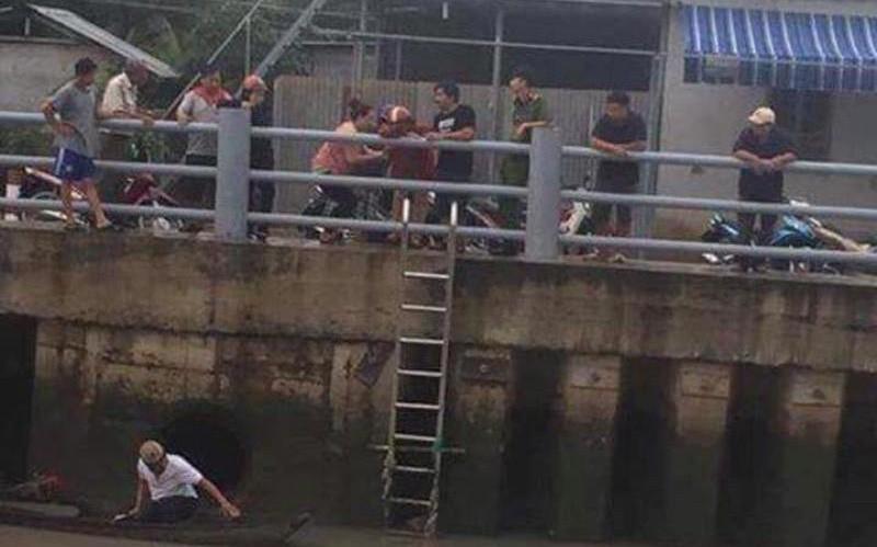 Nghi buồn chuyện gia đình, người đàn ông nhảy xuống suối tự vẫn
