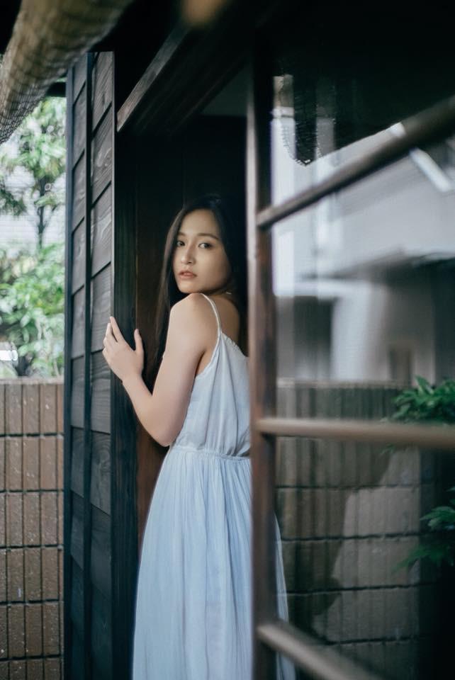 Loanh quanh vườn nhà, nữ du học sinh tại Nhật đã có bộ ảnh mùa hè đẹp như nàng thơ - Ảnh 4.