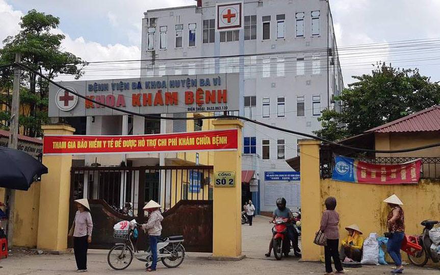 Bộ y tế yêu cầu làm rõ vụ bệnh viện trao nhầm con ở Hà Nội