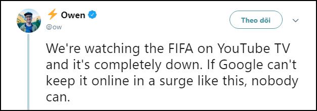 Livestream Anh-Croatia bị sập suốt 40 phút trên YouTube TV, dân tình chỉ còn biết kêu trời - ảnh 3