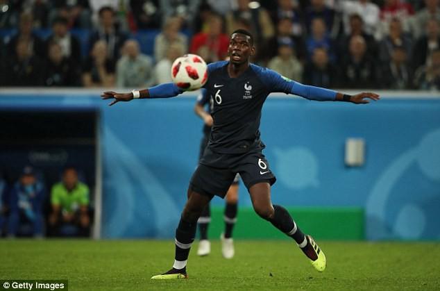 Pogba lên tiếng trước những lời chỉ trích về phong độ thiếu thuyết phục ở World Cup 2018 - ảnh 3