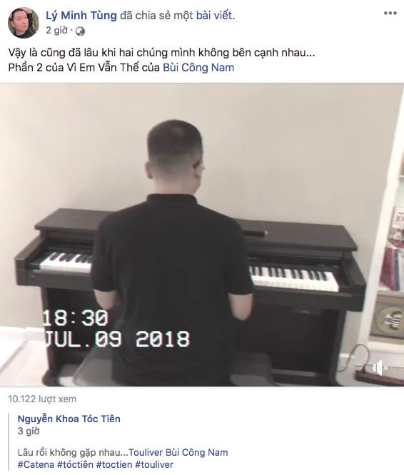 Sau nghi vấn gương vỡ lại lành, Tóc Tiên sẽ bắt tay Hoàng Touliver trong dự án âm nhạc mới? - Ảnh 2.